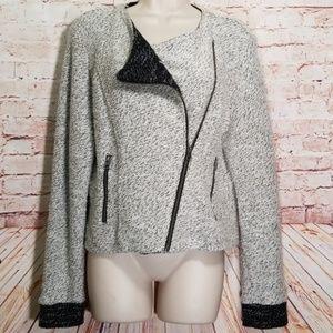 BNCI By Blanc Noir   Short Tweed Jacket NWOT